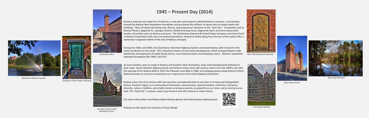 1945 - Present Day (2014)